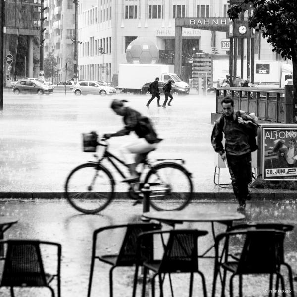 Rainy Day. © Knut Skjærven