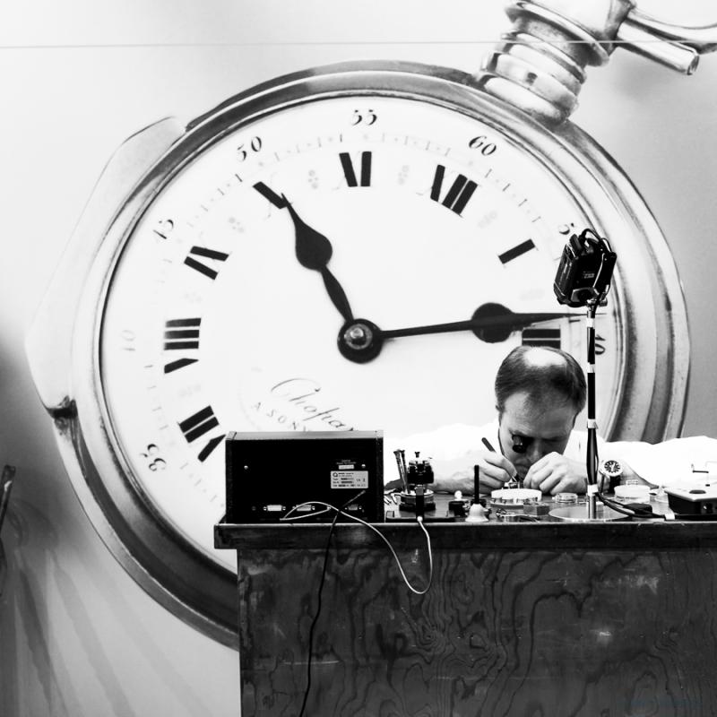 Timezone © Knut Skjærven
