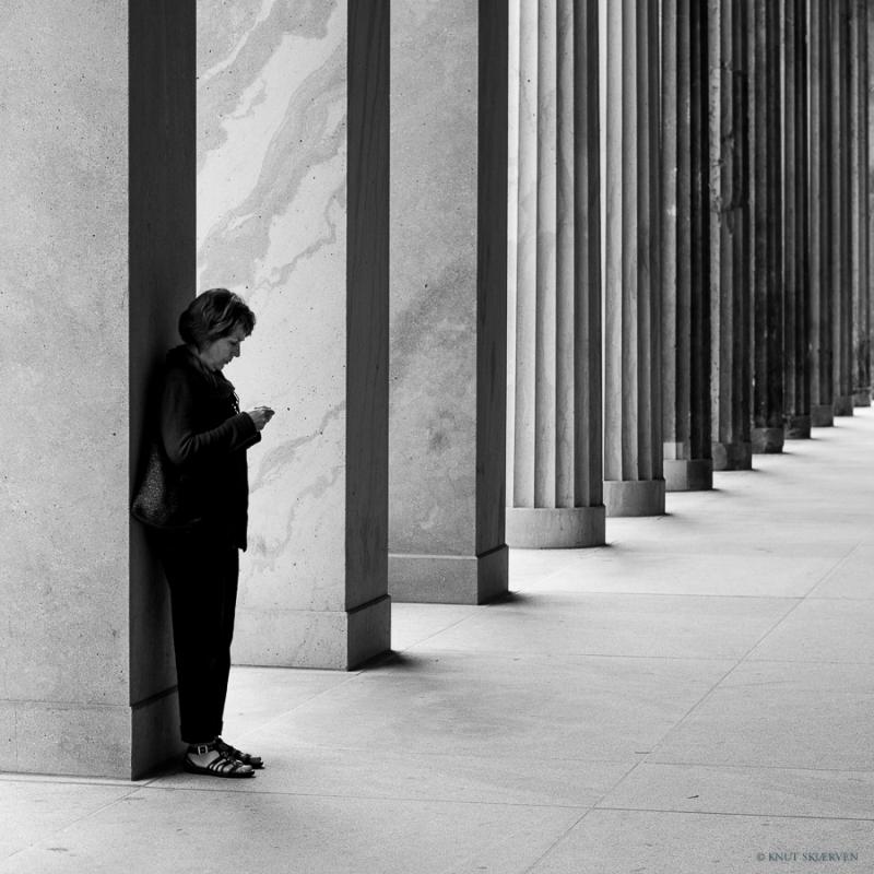 Pillars © Knut Skjærven