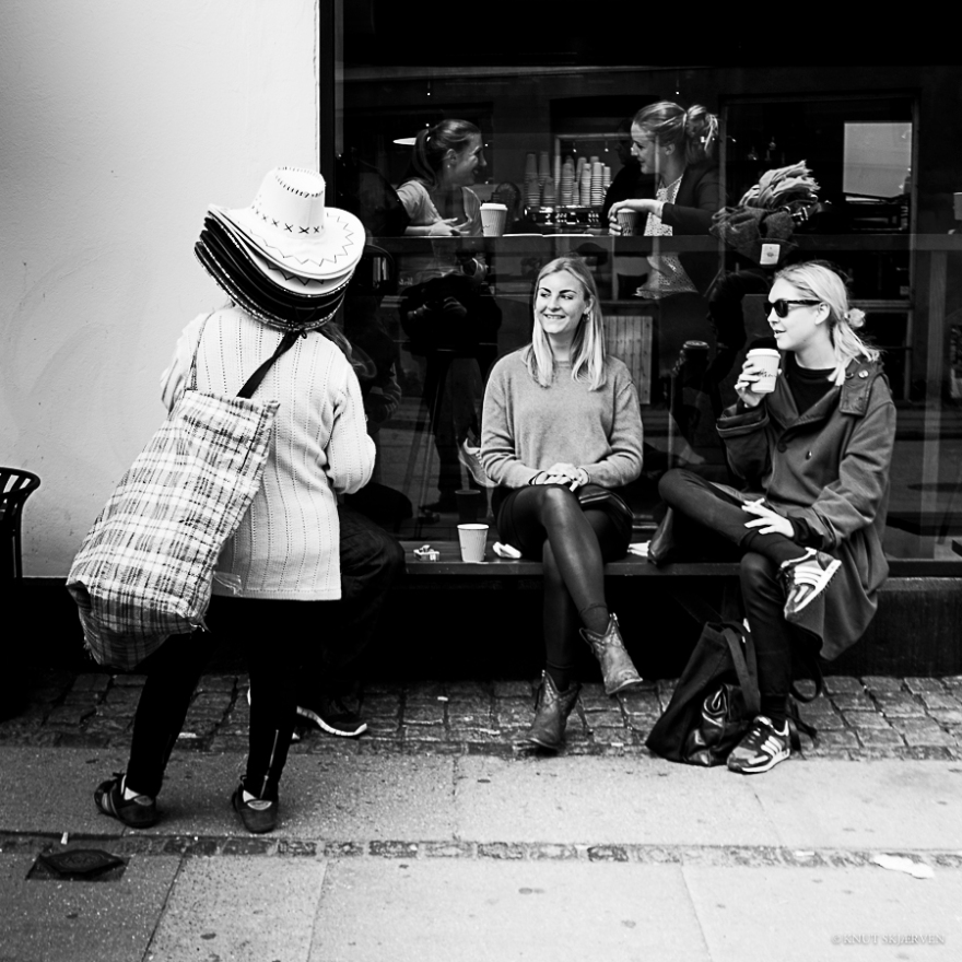 Coffee To Go © Knut Skjærven