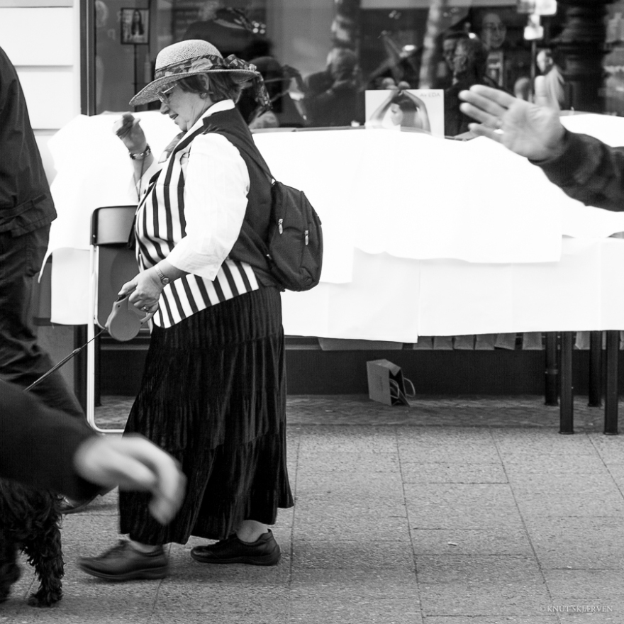 Hands On © Knut Skjærven