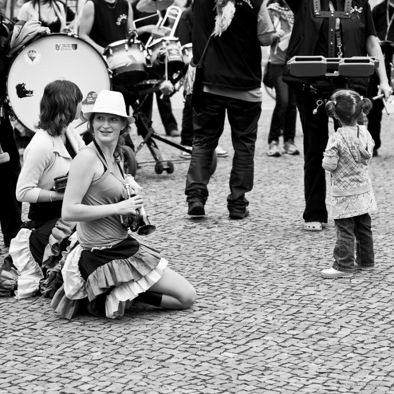 Listen To The Music © Knut Skjærven