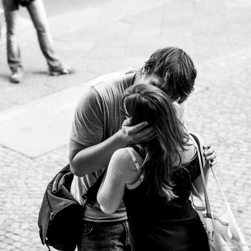 The Embrace © Knut Skjærven
