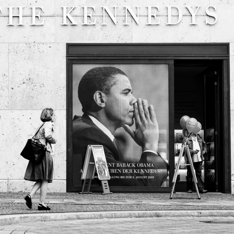 The Kennedys © Knut Skjærven