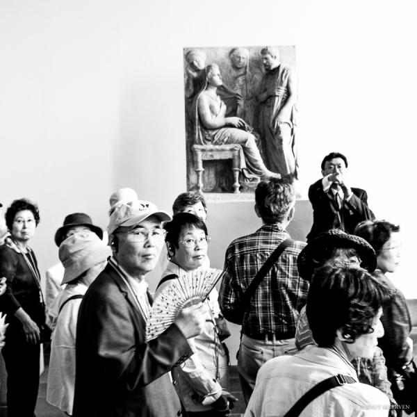 The Visitors © Knut Skjærven