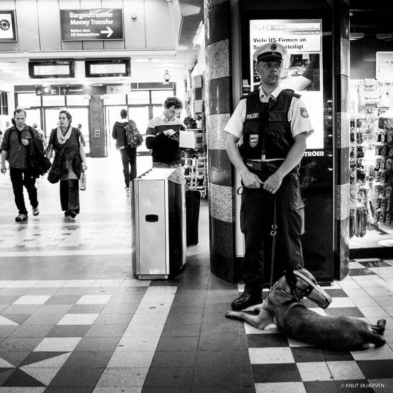 I Shot The Sherif © Knut Skjærven