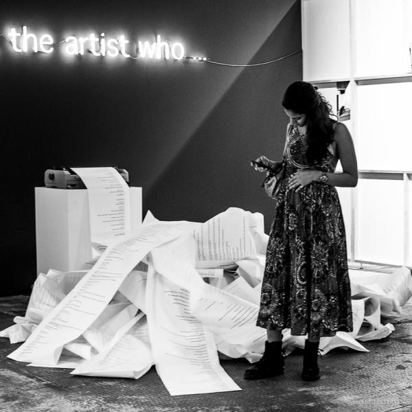 The Artist Who © Knut Skjærven