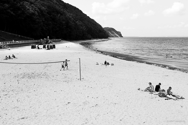 At The Beach © Knut Skjærven