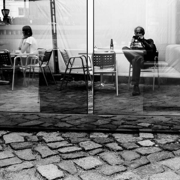 Portait In Glass © Knut Skjærven
