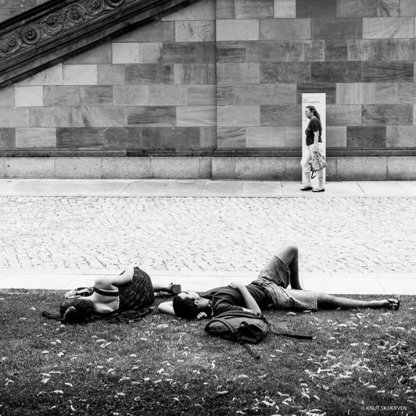 Siesta Time © Knut Skjærven