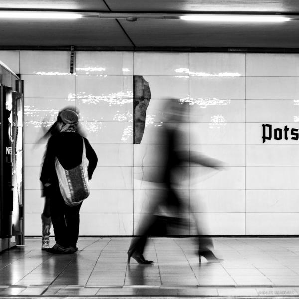 Underground © Knut Skjærven