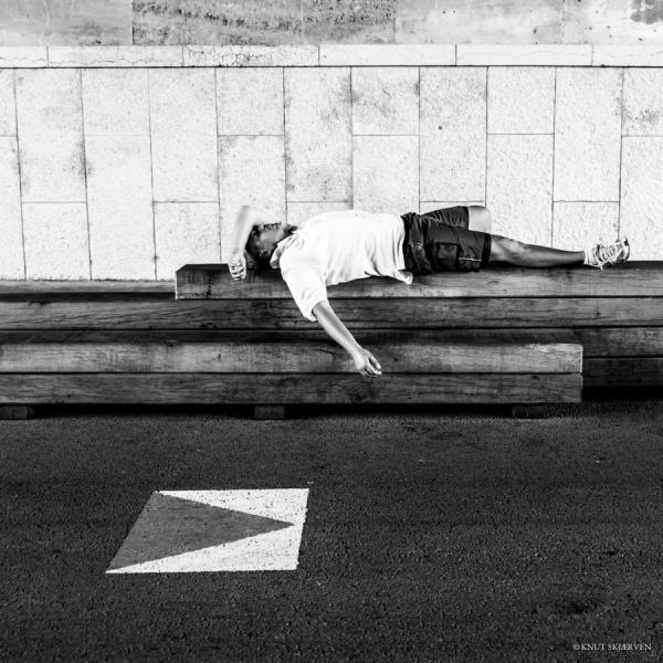 The Sleeper © Knut Skjærven