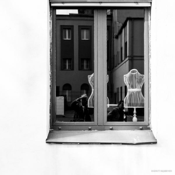 Street Portrait © Knut Skjærven