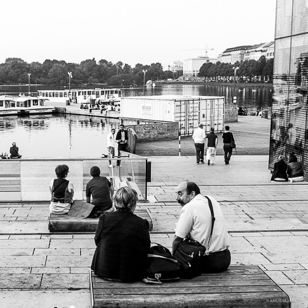 Docklands © Knut Skjærven